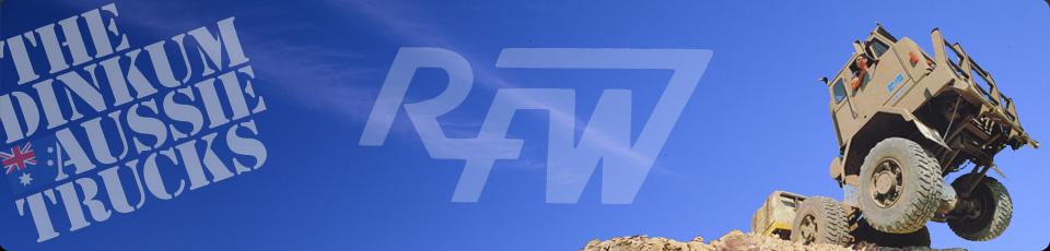 RFW Trucks – The Dinkum Aussie Truck